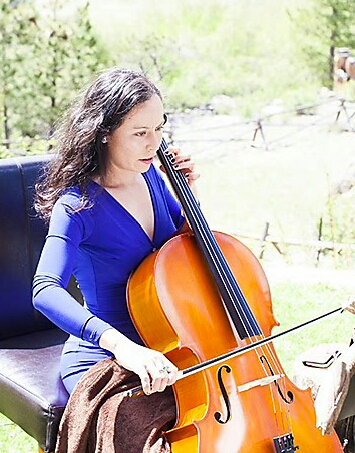 Ana Andrade - Cello Teacher