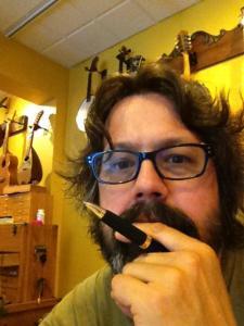 Paul Murphy - Guitar tech