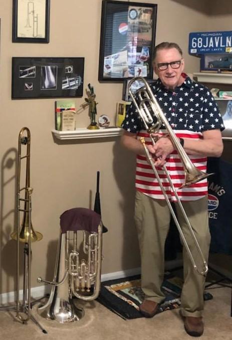 Bruce Sole - Trombone 2
